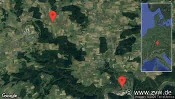 Laichingen: Gefahr auf B 28 zwischen Laichingen-Suppingen und Blaubeuren/B492 in Richtung Neu-ulm - Zeitungsverlag Waiblingen