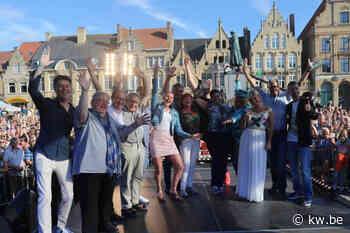 Diksmuide schrapt Zomerse Vrijdagen en Summertour