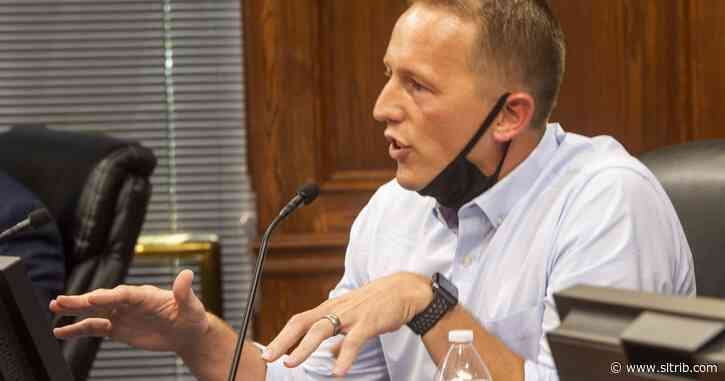 Tanner Ainge, Utah County commissioner, to spend six weeks in military training in Georgia