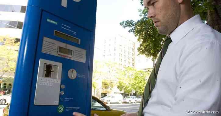 Salt Lake City to start collecting parking fares again