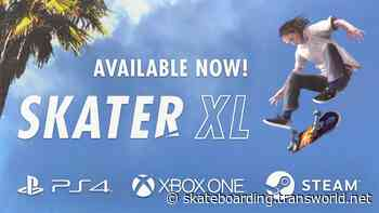 Skater XL | Skateboarding Gameplay Evolved | Available now on PS4, XBox One and PC!