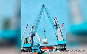 Caen 8 % exportaciones por Altamira - El Sol de Tampico