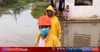 Demandan limpieza de canal en colonia de Altamira; temen inundaciones - Hoy Tamaulipas