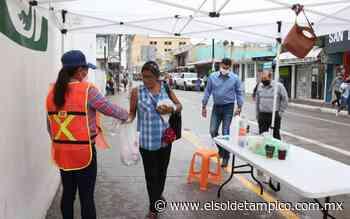 Refuerzan filtros sanitarios para disminuir contagios en Altamira - El Sol de Tampico