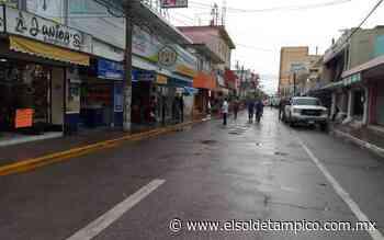 Podrían lanzar nuevo esquema de apoyos a comercios en Altamira - El Sol de Tampico