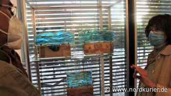 Urkräfte der Natur auf Kunstwerken in Templin zu sehen - Nordkurier