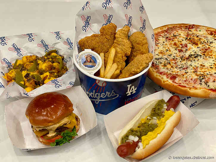 Dodgers, Postmates Delivering Taste Of The Ballpark Via Home Plates