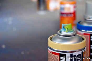 Heilsbronn: +++ Graffiti-Sprüher im Stadtgebiet – Zeugen gesucht +++ - Fränkischer.de