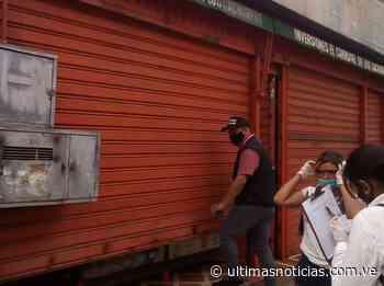 Clausuran 38 negocios en Charallave por violar medidas sanitarias - Últimas Noticias