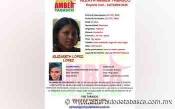 #AlertaAmber   Buscan a menor sustraída de Jalpa por otra mujer - El Heraldo de Tabasco