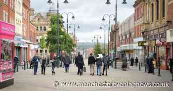 On the streets of Oldham - confusion and anger as Covid restrictions return