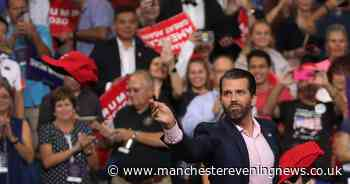 Donald Trump Jr temporarily suspended from Twitter after violating its rules