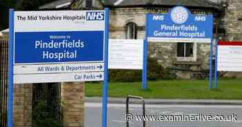 Coronavirus outbreak at Pinderfields Hospital as staff and patients test positive - Yorkshire Live