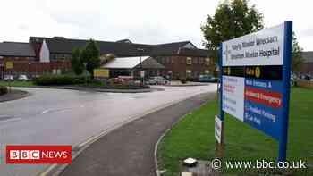 Coronavirus: Patient testing after Wrexham spike - BBC News