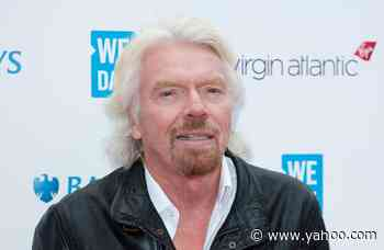5 things you didn't know about Richard Branson - Yahoo Entertainment