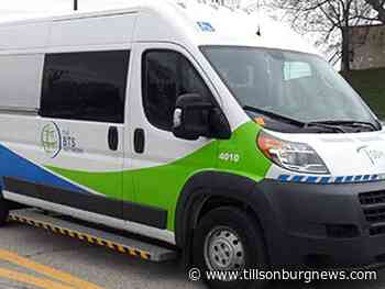 T:GO expands with four new intercommunity routes - Tillsonburg News