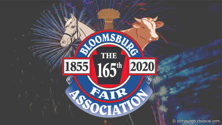 2020 Bloomsburg Fair Canceled By Organizers Due To Coronavirus Concerns