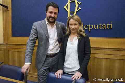 """Salvini e Meloni contro Conte: """"No a una deriva liberticida"""""""