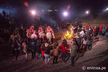 """La fiesta cultural de Végueta en Huaura trae el """"Vichama Raymi"""" 2019 - Periodismo en Línea"""
