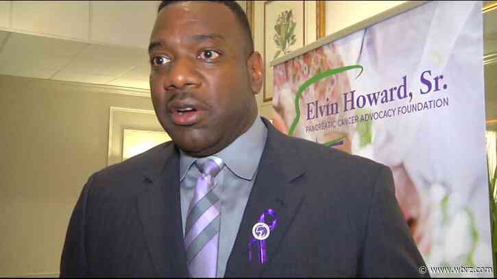 Veteran BRPD officer appointed to cancer foundation's board