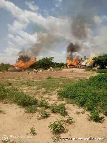 Troops kill bandits, arrest gun runner, informant in Zamfara, Katsina - Daily Sun