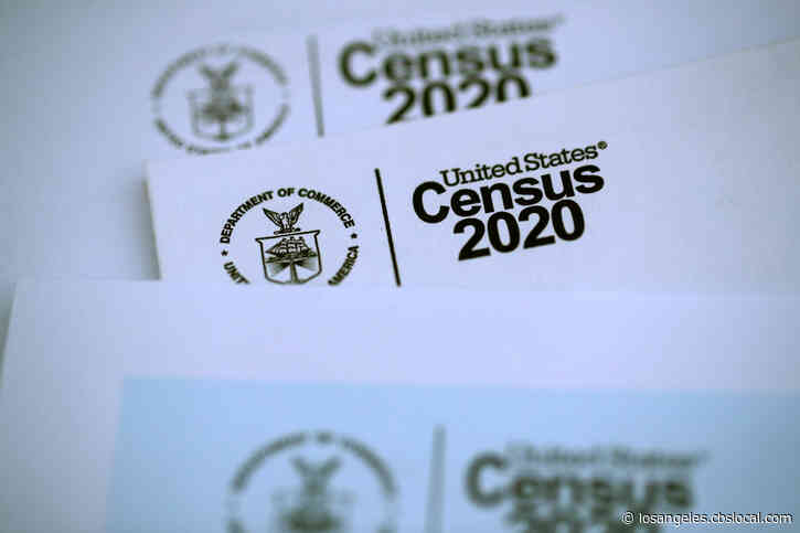 California Sues Trump Administration Over Memo As LA County Reports 58.8% Participation In 2020 Census