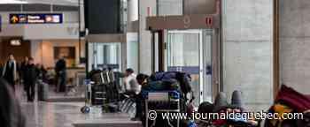 Chute de 97 % de passagers à l'aéroport Montréal-Trudeau
