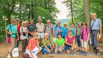 Haigerloch: Wanderer entdecken das Eyachtal - Haigerloch - Schwarzwälder Bote