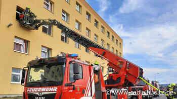 Feuer in Asylbewerberheim in Kamenz - Radio Lausitz