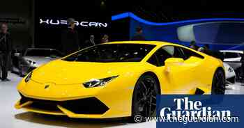 Man buys Lamborghini after getting nearly $4m in coronavirus loans, authorities say - The Guardian