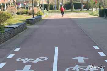 Extra fietssuggestiestroken dankzij Vlaamse subsidies