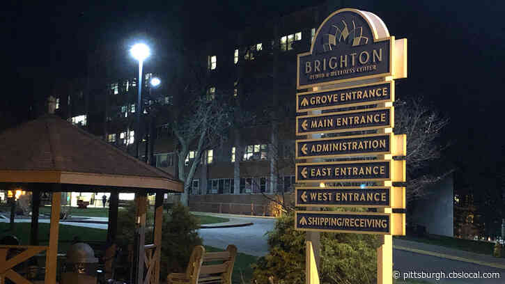 Brighton Rehab And Wellness Center Gave Patients Hydroxychloroquine Without Permission, Pa. Department Of Health Says