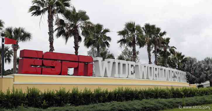 Eric Walden: Not-quite NBA bubble life teeming with busy airports, COVID tests, Florida man and other scary things