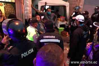 Autoridades hicieron respetar la emergencia sanitaria en el Valle del Chota - Diario El Norte