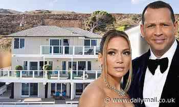 Jennifer Lopez and Alex Rodrigue list $8m Malibu beach house