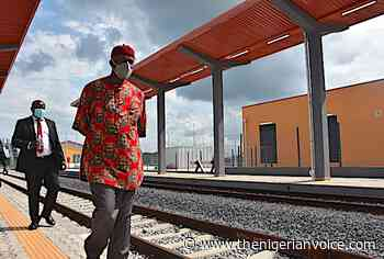 Itakpe/Warri Rail line to commence operations soon, says Amaechi - The Nigerian Voice