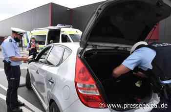 BPOL NRW: Gemeinsame Kontrollen von Landes- und Bundespolizei im Kreis Borken - Presseportal.de