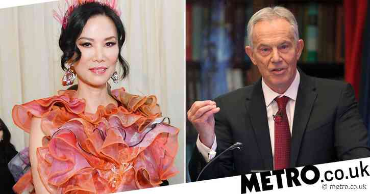 Rise Of The Murdoch Family: Wendi Murdoch's letters about Tony Blair's 'body and legs' that sparked Rupert divorce