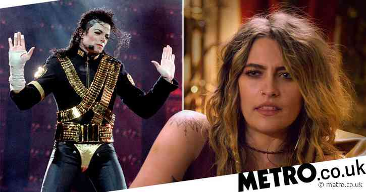 Paris Jackson says she struggles with expectations of being The King of Pop's daughter