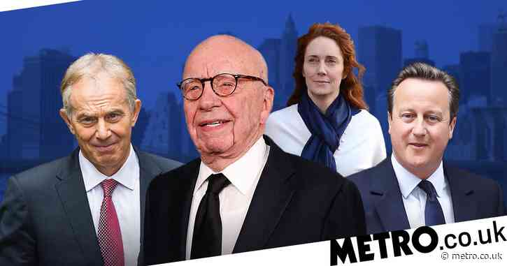 The Rise of the Murdoch Dynasty: From Tony Blair to Rebekah Brooks – who refused to take part?