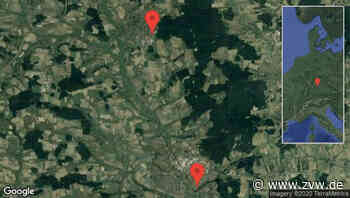 Schopfloch: Verkehrsunfall auf B 25 zwischen Schopfloch und Dinkelsbühl in Richtung Donauwörth - Staumelder - Zeitungsverlag Waiblingen