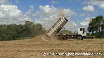 Sanepar amplia distribuição de adubo para agricultores de Umuarama e região - ® Portal da Cidade   Umuarama