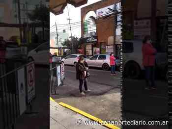 Vecinos de Carapachay se manifestaron frente a la comisaría por ola de robos en la zona - Zona Norte Diario OnLine