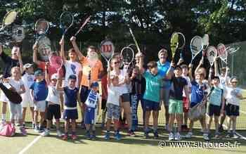 Cognac : trois stages de tennis programmés au mois d'août - Sud Ouest