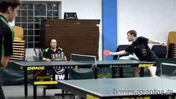 Dieburgs Tischtennis-Spieler auf Hallensuche - op-online.de