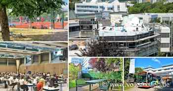 Universität Trier - Corona, Unibus und die neue Bibliothek - Trierischer Volksfreund