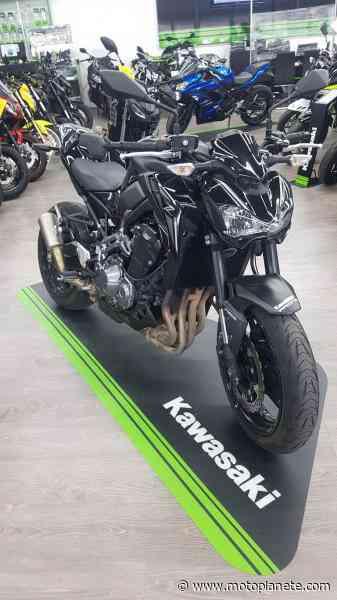 Kawasaki Z 900 2018 à 6990€ sur NIMES - Occasion - Motoplanete
