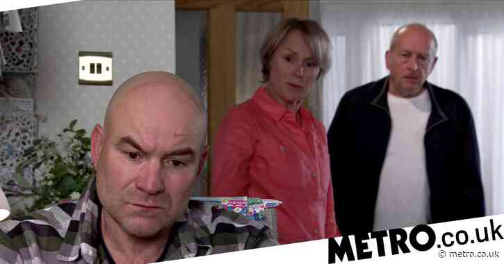 Coronation Street spoilers: Tim Metcalfe loses everything after shocking Geoff decision