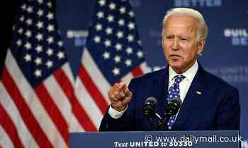 Joe Biden says he will announce his female running mate next week
