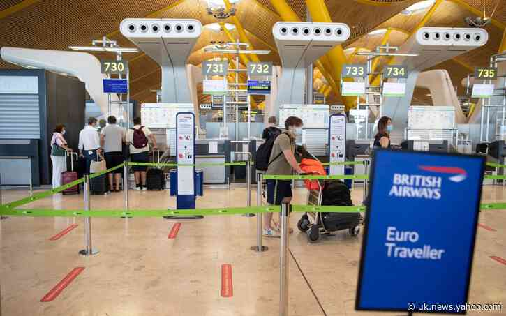 Flights to Europe offered for as little as £1 as airlines scramble to save summer holidays